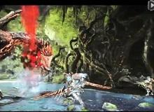 [Clip] Đã mắt với trailer mới của Monster Hunter Online